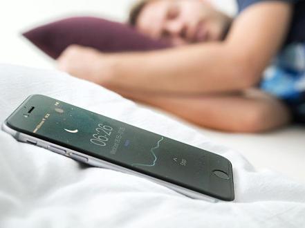 Technik und Schlaf