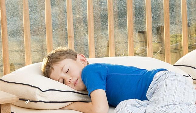 Neues verbessertes Una Kissen – jetzt höhenverstellbar!