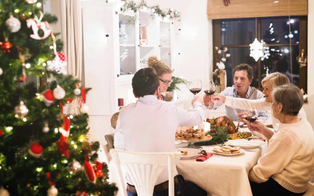 Weihnachten ohne übermäßigen Konsum feiern!